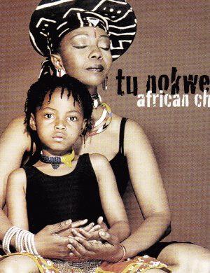 Tu Nokwe African Child