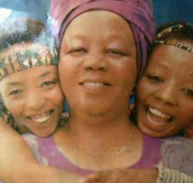 Tu Nokwe Mother Daughters