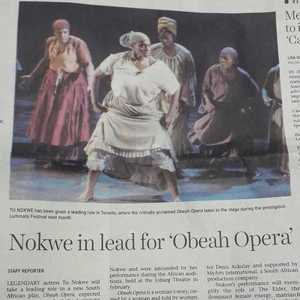 Tu Nokwe In IOL News